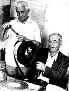 Алексеев Александр Михайлович, Ремезанцев Георгий Михайлович. Миасское, 1995 г.