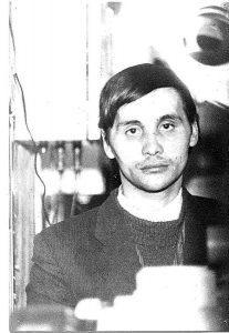 Закиров Миниахмет Файзрахманович, киномеханик с.Бродокалмак, 1989 г.