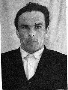 Потемин Николай Степанович, с. Тирикуль