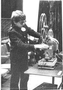 Конкурс киномехаников. Слёт, май 1986 г.