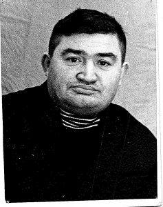 Лабецкий Богдан Лукбянович. с.Канашево, п.Луговой